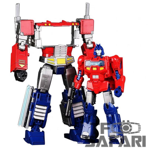 BMB Black Mamba 6002-8 Field Commander PP-09 PP09 Oversized POTP Optimus Prime 30cm