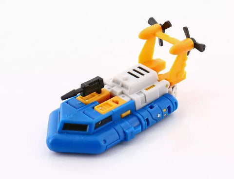 Magic Square MS-Toys MS-B03 Four Wheel Drive & MS-B05 Surfer( Beachcomber & Seaspray) 2 in 1 set 7cm / 3""