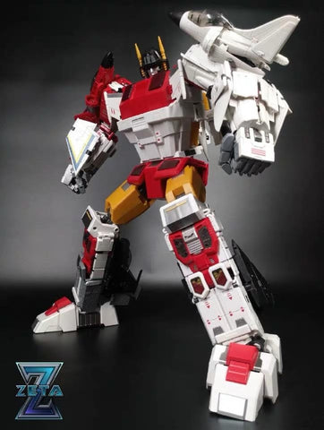 Zeta Toys ZB-01 ZB01 Fly Fire (Firelight, Aerialbots, Superion) 21cm (8.5')