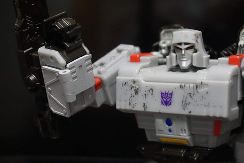 【MTO】Tim Heada TH002S Gap Filler ( Garage Kit ) for Siege Megatron Upgrade Kit