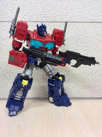 Double SMG - Legend Toys LT03 Optimus prime