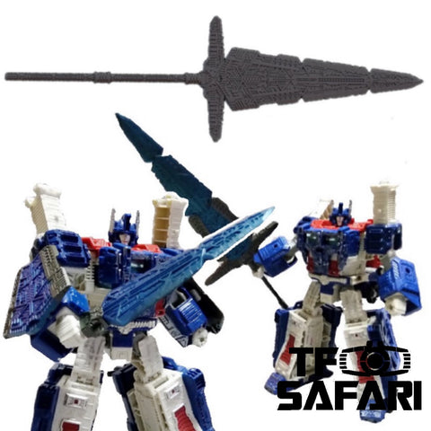 [Pre-Order]Matrix Workshop M-10A M10A Siege Ultra Magnus Giant Sword Upgrade Kit