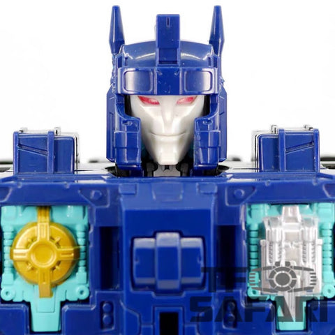 Takara Tommy LG60 Overlord Transformers Legends ( Titans Return Voyager Class) 18cm / 7""