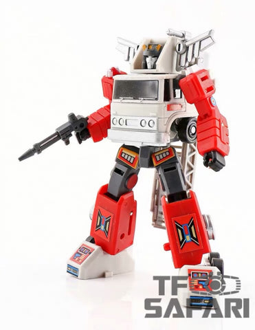 Magic Square MS-Toys MS-B02F Fevernova (Artfire) 11cm / 4.5""