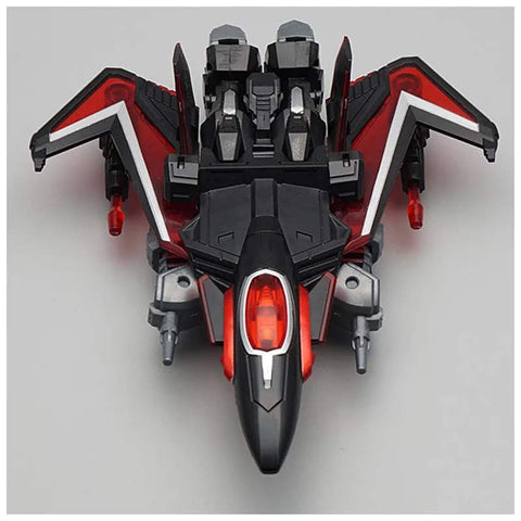 MFT MechFansToys MF-44 MF44 Shadow Warrior (Black Shadow, EX15, EX-15 Soul Reaper) 14cm