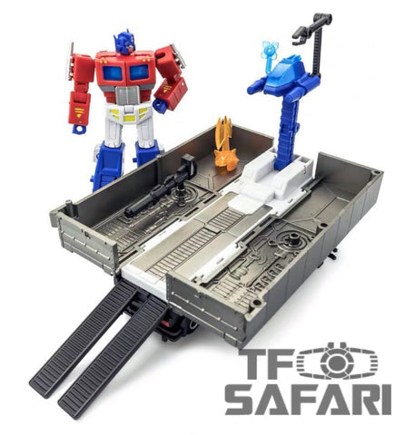 DX9 Toys X34 Dutch (Optimus Prime with Trailer)10.5cm / 4""