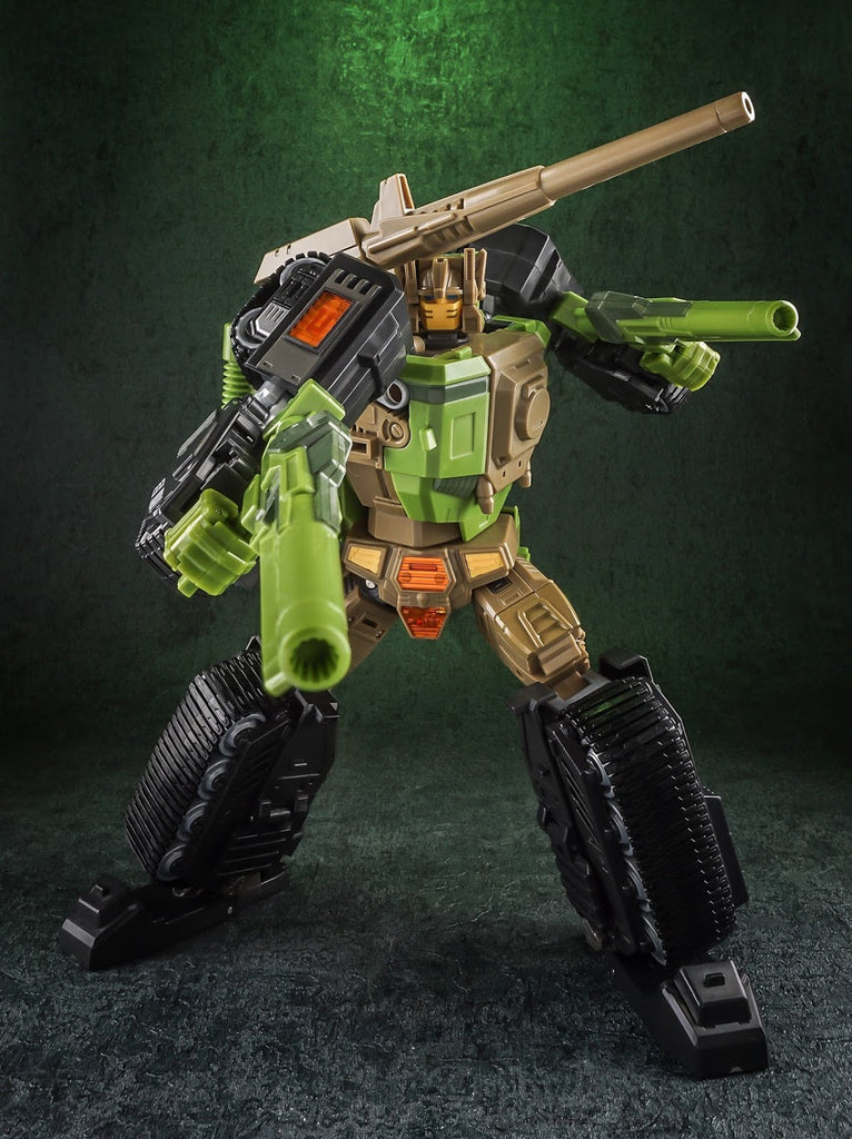 New IN STOCK!!YesModel YM12 Stubbom Buffet MP Hard head action figure toy