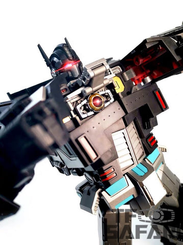 Generation Toy GT-03B GT03B IDW Nemesis Prime (Optimus Prime Black Version) 24cm / 9.5""