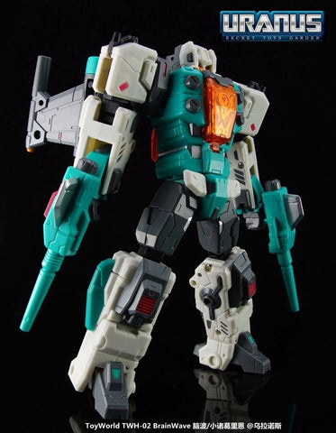 Toyworld TW-H02 TWH02 Brainwave (Brainstorm) 18cm