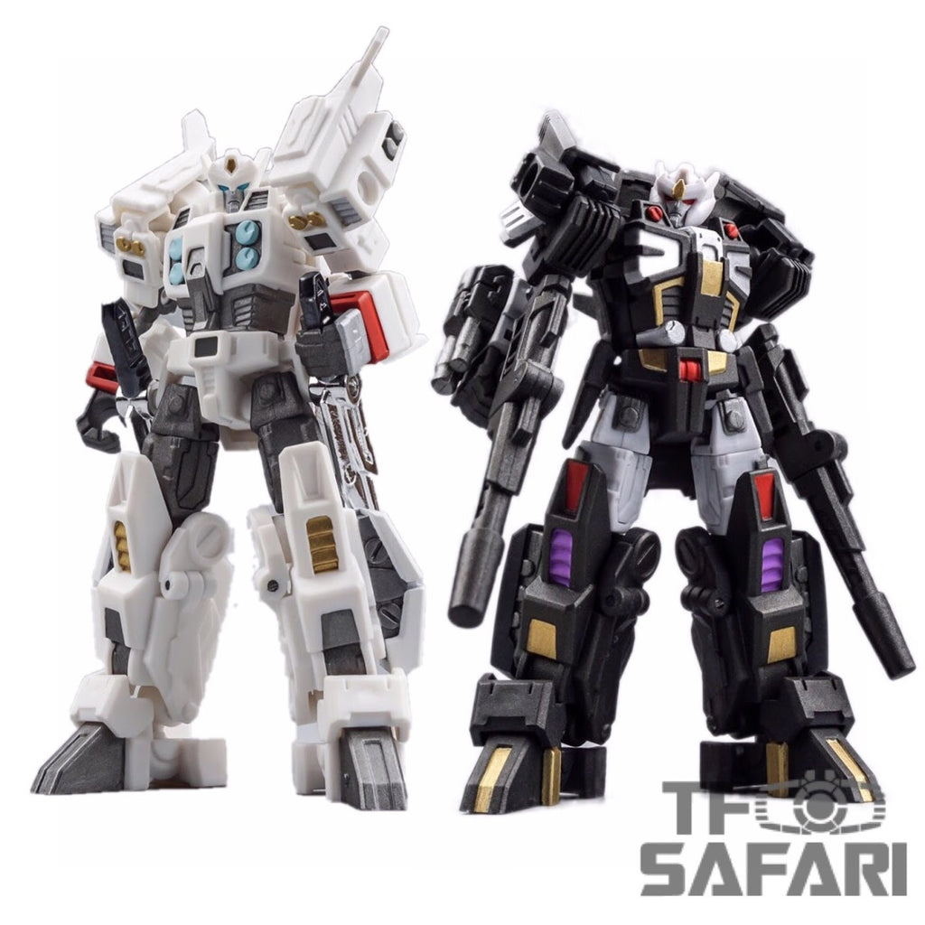 Iron Factory IF EX-17 EX17 Drift & Deadlock 9cm