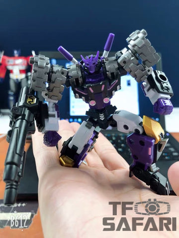 "Iron Factory IF EX-31 EX31 Dubhe ( Tarn DJD) Spirits of The ""D.E.C"" 10cm"