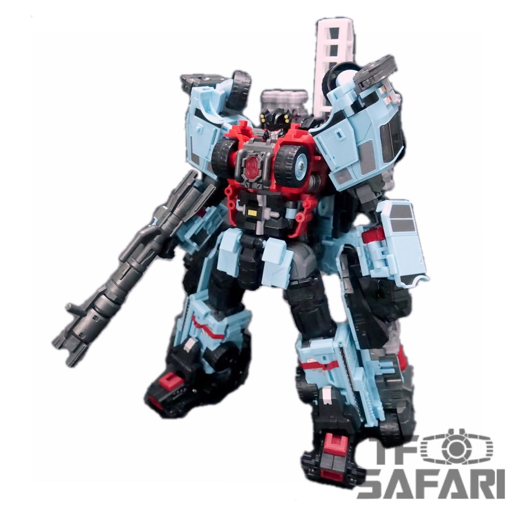 New Transform Toy Yes-Model YM-13 RF-03 Rover Streetwise Figure in Stock