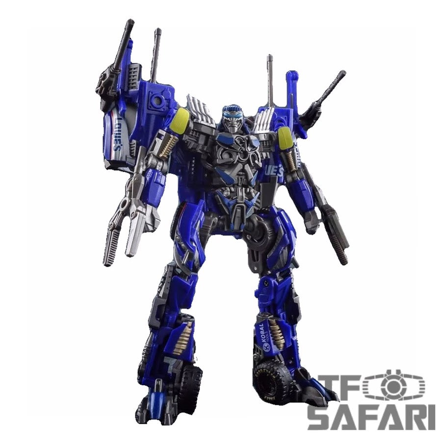 TF Dream Factory GOD-06 GOD06 Topspin Wrecker 14cm