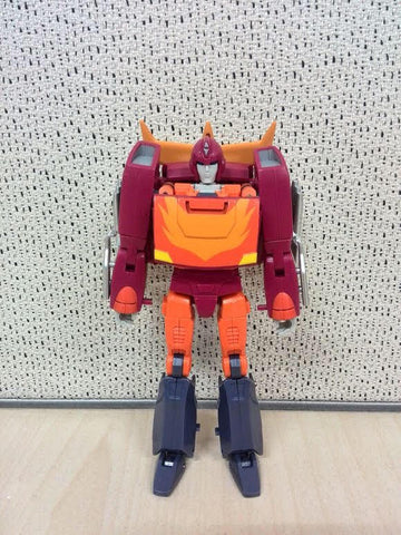 Papa Toys PPT04 PPT-04 Flame Warrior (Hot Rod) 11cm
