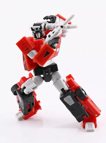Magic Square MS-Toys MS-B07 Red Cannon (Sideswipe) 11cm / 4.5""