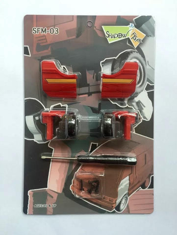Shadow Fisher SFM-03 / SFM-04 for MP-27 Ironhide / MP-30 Ratchet Upgrade Kits