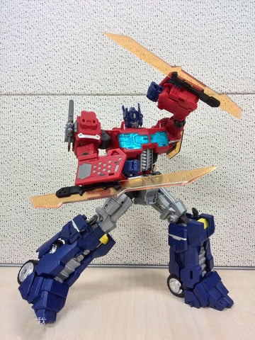 Double arm blades - legend toys lt03 optimus prime