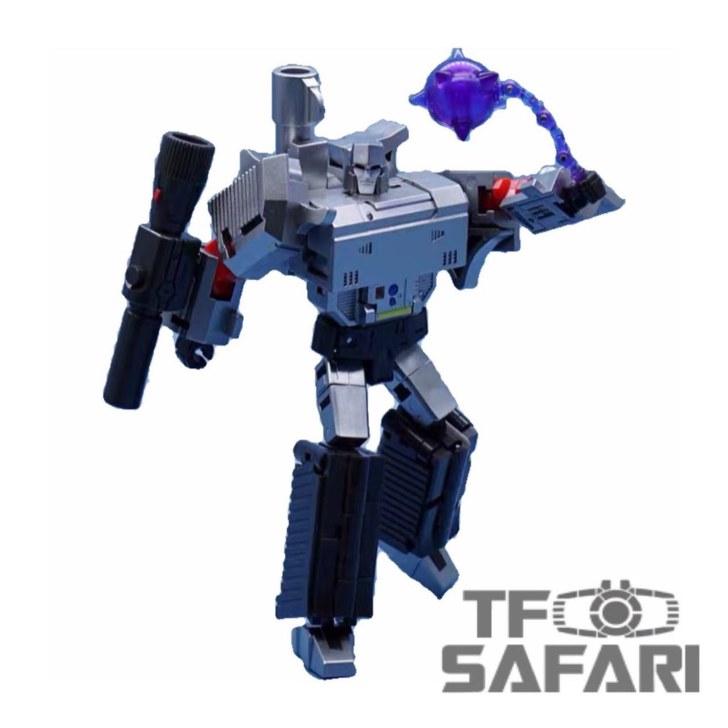 MFT MechFansToys MF-0 MF0 MF Zero Destroyer (Megatron, Metallic Version) Mech Fans Toys 12cm / 4.7""