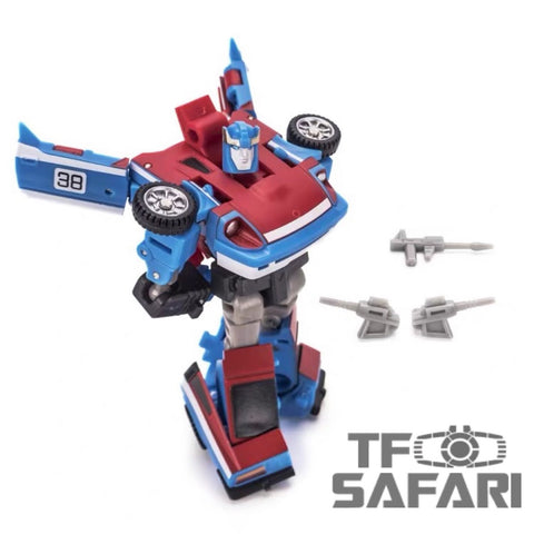 NA NewAge H5 H-5 Maverick (Smokescreen) New Age 8cm / 3""