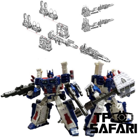 [Pre-Order]Matrix Workshop M-10B M10B Siege Ultra Magnus War Hammer Upgrade Kit
