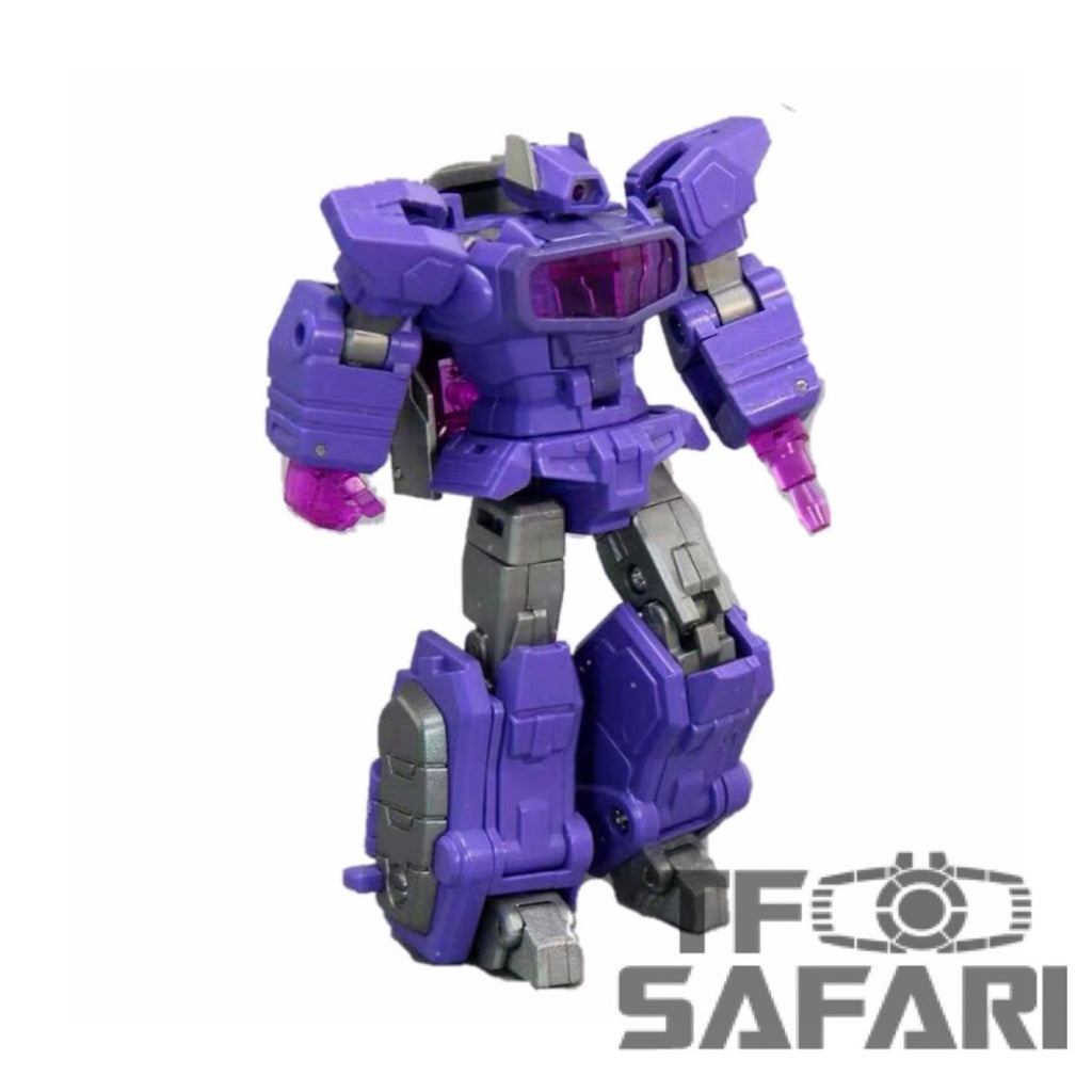 Pocket Toys TS03 TS-03 Defender (Shockwave, KO IF EX21) PocketToys 10cm / 4""