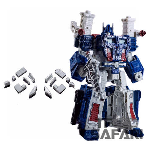 Dr.Wu DW-P46 Gap Fillers for Siege Ultra Magnus (Voyage Class) Upgrade Kit.