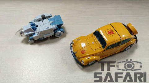 【Factory Release Version】 Takara Tomy MP21 MP-21 Bumblebee 13cm / 5""