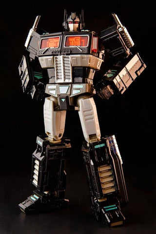 Kubianbao KBB MP-10V MP10V-B (Minified MP10 Optimus Prime)Black Version 20cm /7.5""