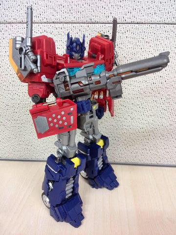 Lasergun - Legend toys Lt03 optimus prime