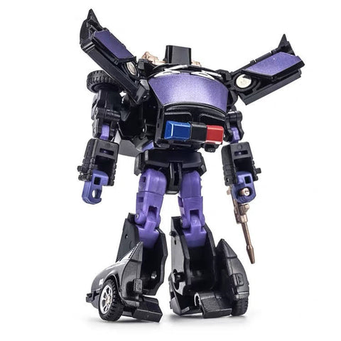NA NewAge H5B H-5B Alonzo (Roadblock, Barricade) New Age 8cm / 3""
