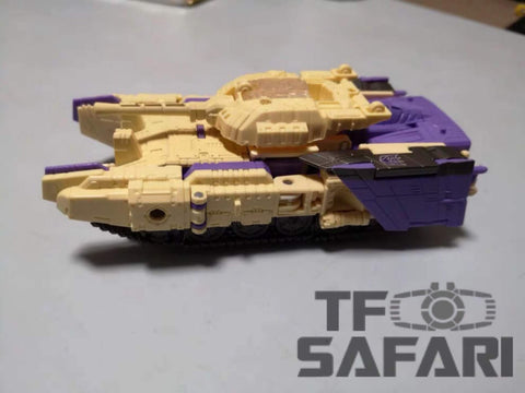 Takara Tommy  LG59 Blitzwing Transformers Legends ( Titans Return Voyager Class) 18cm / 7""