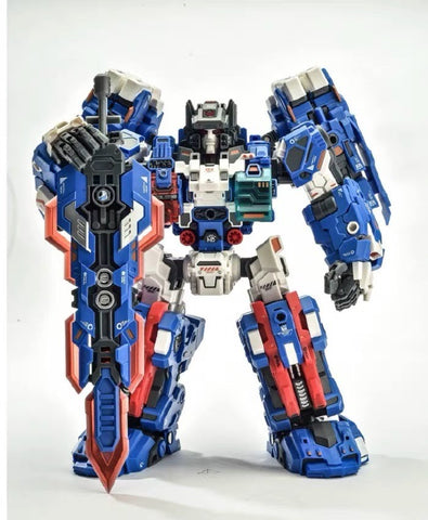Master Made SDT-05 SDT05 Mega Series Odin (Fortress Maximus) 21cm