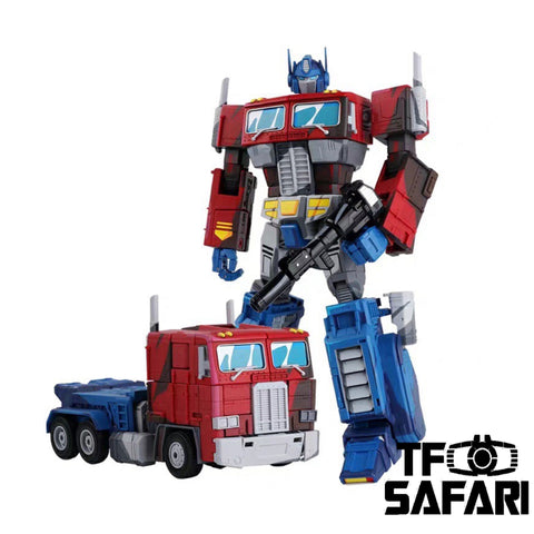WeiJiang WJ W8605 MPP10 Cell-shaded Comic Version Optimus Prime Wei Jiang 32cm / 12.5""