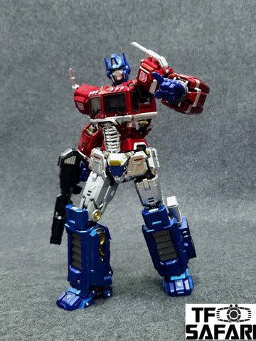 Tryace Toys TT-01 TT01 Commander (Optimus Prime, Non-transformable, Super-highly articulated) 32cm / 12""