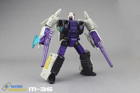 Matrix Workshop M36 M-36 for WFC Earthrise Decepticon Snapdragon Weapon Set Upgrade Kit