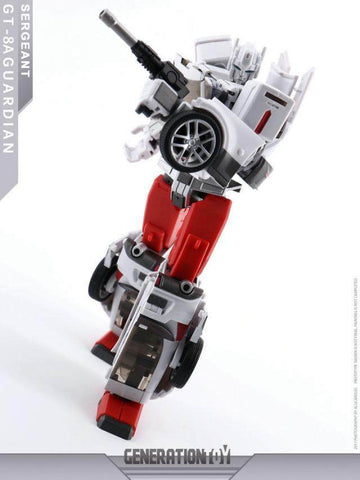 Generation Toy  GT GT-08A GT08A Seageant ( Streetwise, Defensor, Guardian Robot ) 17cm / 6.7""