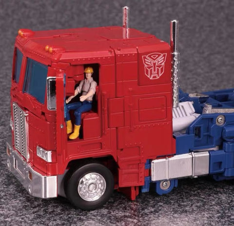"Takara Tomy Transformer Masterpiece MP44 MP-44 Optimus Prime OP Convoy Version 3.0  25cm / 10"" Official"