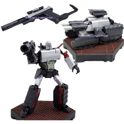 Bold Forms BF-01 BF01 Gladius (Megatron) The Dark Emperor Triple Changer 24cm / 9.5""