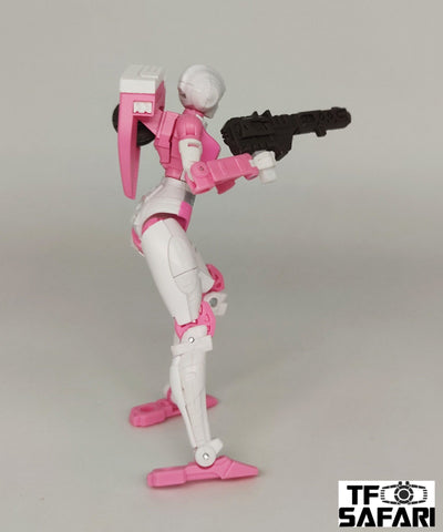 Go Better Studio GX-17 Upgrade Kits for WFC Earthrise  Arcee Upgrade Kit