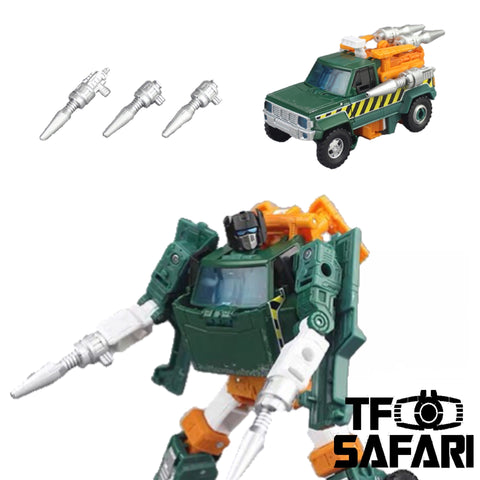 【Pre-Order】Matrix Workshop M32 M-32 for WFC Earthrise Hoist Weapon Set Upgrade Kit