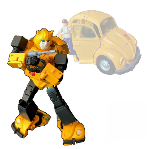 "【No Box, Loose Pack】4th Party MP45 MP-45 Bumblebee Version 2.0  12cm / 5"" Official"