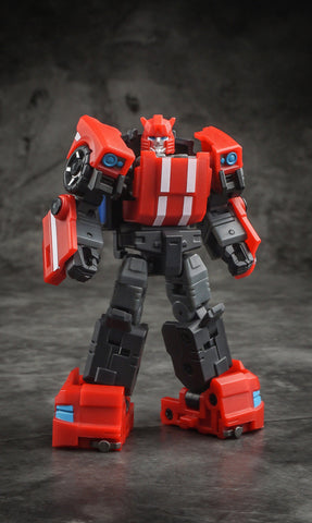 Iron Factory IF EX-40 EX40 Mini One Man Army (Cliffjumper)  8cm / 3""