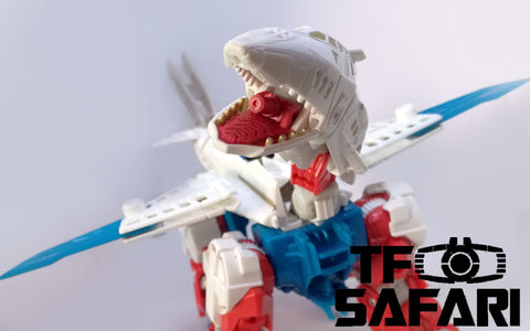 Go Better Studio GX-01 Laser Cannon for Transformers Combiner Wars Sky Lynx Weapon Set