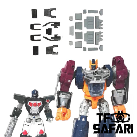 Ratchet Studio ROS-013 Gap Fillers for POTP Optimal Optimus Upgrade Kit