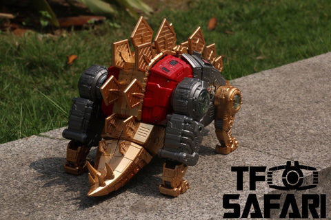 Gigapower GP HQ-03 HQ03 Guttur (Snarl) Metallic Version Giga Power 28cm / 11""