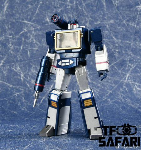 Magic Square MS-Toys MS-B27M MSB27M Voice Ripple (Soundwave Legends Class) Comic Version 11cm / 4.3""