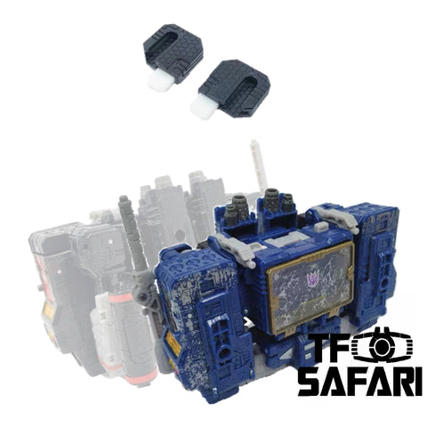Shockwave Lab SL76 SL-76 Upgrade Kits for Siege Soundwave / Soundblaster Upgrade Kit