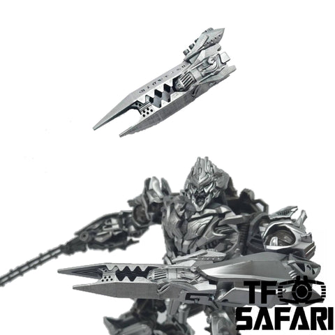 【Incoming】Shockwave Lab SL80 SL-80 Fusion Cannon for Studio Series 54 SS54 Megatron Upgrade Kit
