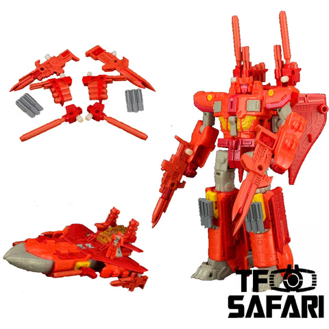 【MTO】Starscream Studio SSC06 Uprade Kit ( Weapon Set ) for  Titans Return Sentinel Prime / Astrotrain Upgrade Kit