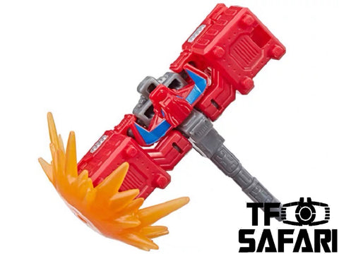Transformers War for Cybertron Siege Battle Masters WFC-E1 WFC-E2 Soundbarrier + Smashdown